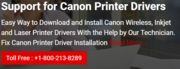 Canon Printer Driver Support Number