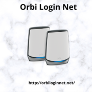 How do I log into my Orbi router?
