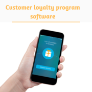 Leverage our customer loyalty program software to increase sales